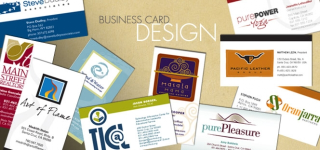 Business Card Collage #1