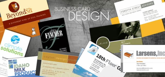 Business Card Collage #2